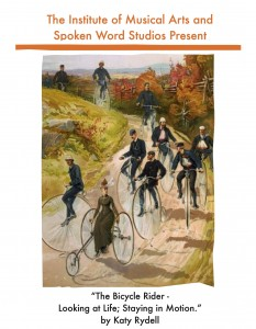 The Bicycle Rider playbill - Version 2